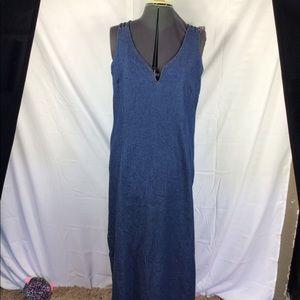 Plus Size Jean dress